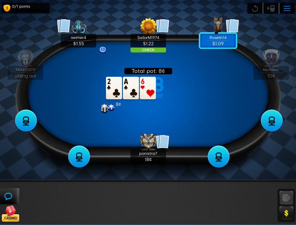 888 Poker_screenshot_2
